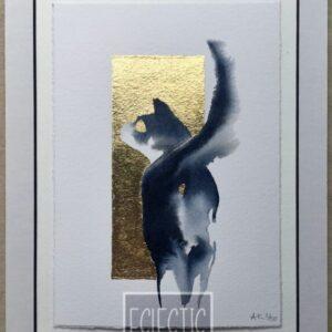 Giclee print by Arla Kean of Eclectic Kelpie