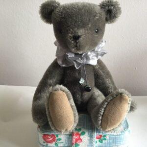Cole mohair teddy bear
