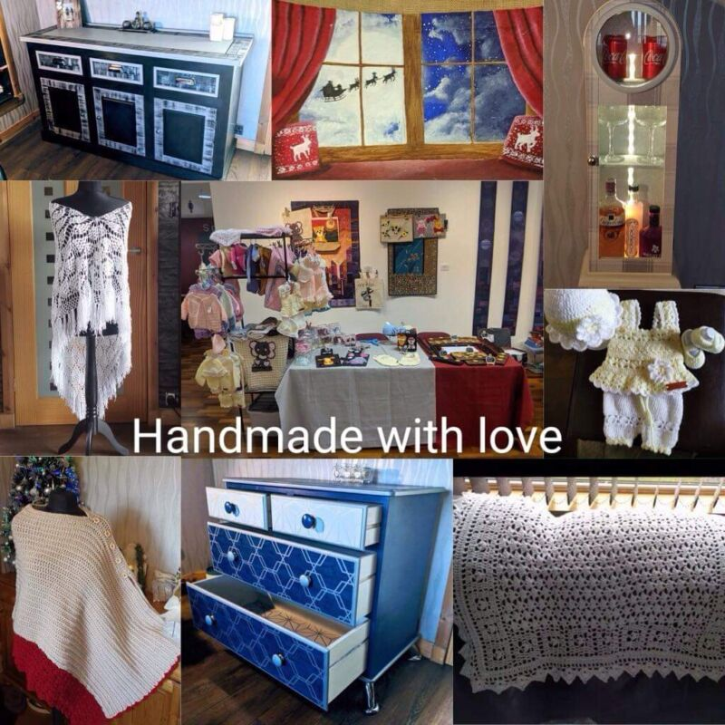 Hand made with love