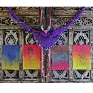 The ♀ Art Collection - Mini Canvas Board Art - 6 Designs