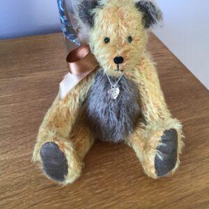 Ailsa Craig Mohair Teddy Bear