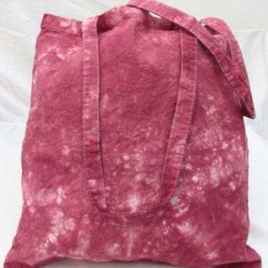 Shibori Tote Bag - Amebukufu - Carbon Neutral Cotton tote bags