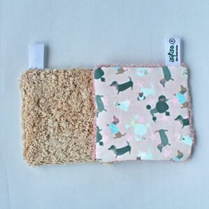 Reusable face wipes - Dogs