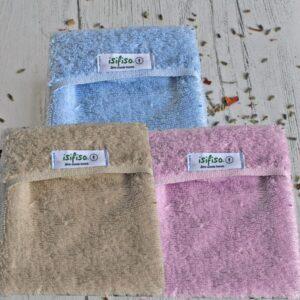 Zero waste Soap mitt - Various colours