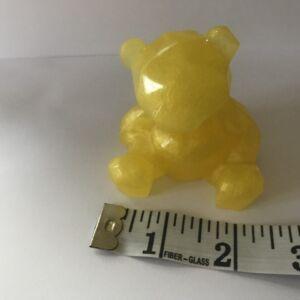 yellow teddy