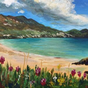 Hushnish Scotland fine art print