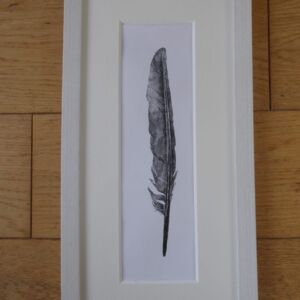 Feather Print No. 4