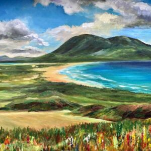 Scarista Isle of Harris fine art print