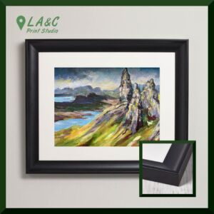 The Storr | Isle of Skye Scotland Landscape Acrylic Art Print