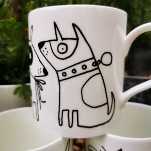 dog cup 5
