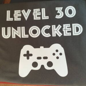 Unlocked Level 30 Shirt