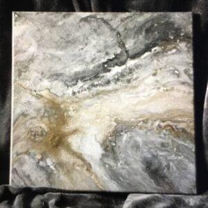 Painting 'Meteor'