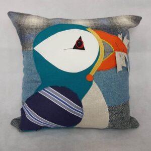 Puffin Cushion/Pillow