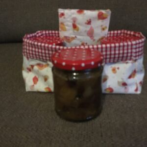 Christmas Preserve Gift Set in eco caddy