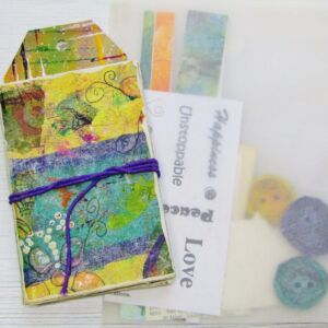 Pocket Journal Kit - Medium #5