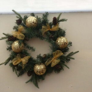 Christmas wreaths various designs (Copy)