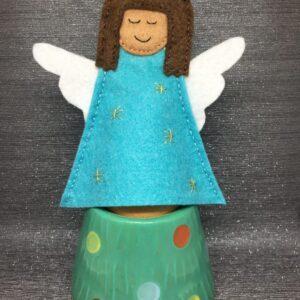 Angel Egg Cozy, Novelty Christmas Gift