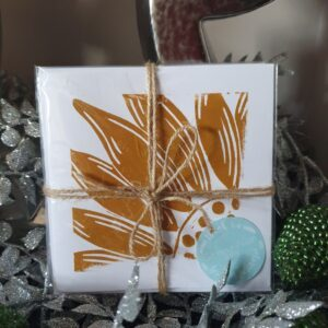Pack of handmade cards/ notelets