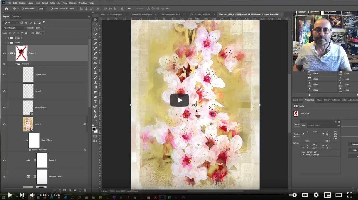 Mycreativeimages - Intro video