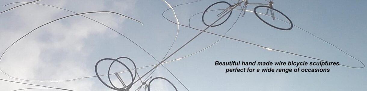 Garry Curran Wire Sculpture
